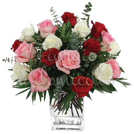 bouquet_18_rose_miste_rosse_rosa_bianche
