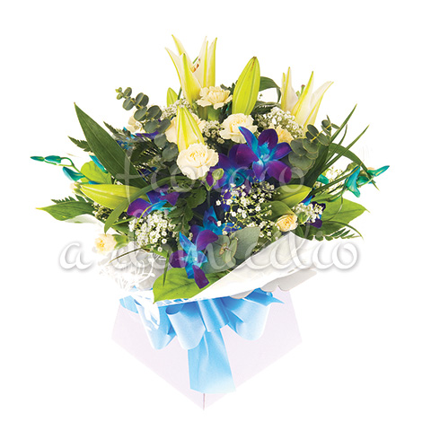 bouquet_di_gigli_rose_orchidee