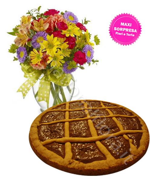 crostata-nutella-bouquet-fiori-misti-colorati4.jpg
