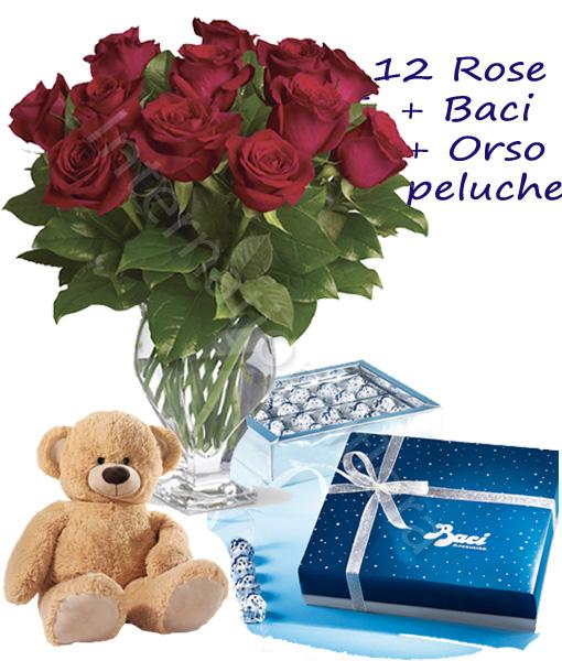 12-rose-rosse-baci-orsetto