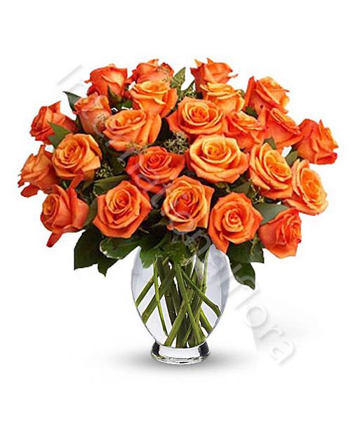 bouquet-di-24-rose-arancio