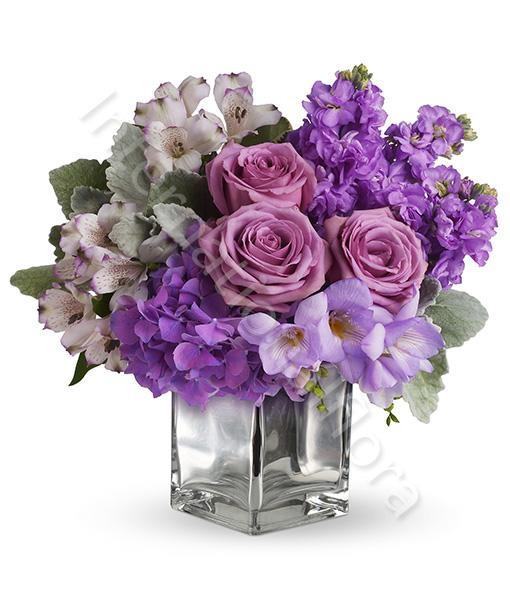 bouquet-di-alstroemeria-rose-ortensie-e-lilla