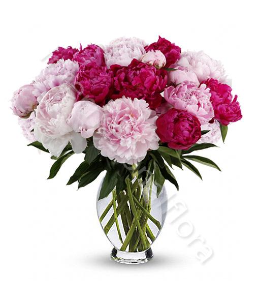 bouquet-di-peonie-lilla-fucsia