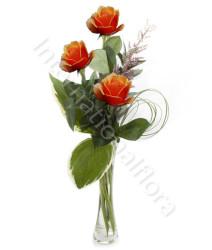 tre-rose-arancio