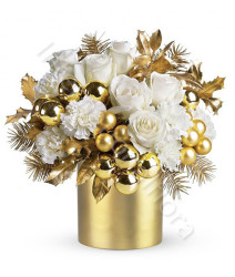 bouquet-natale-rose-e-garofani