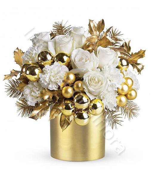 bouquet-natale-rose-e-garofani