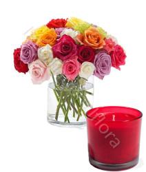 rose-miste-con-candela