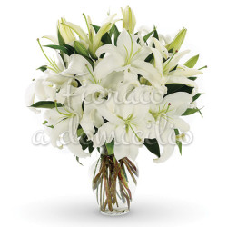 bouquet_di_gigli_bianchi