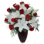 bouquet_di_rose_rosse_gigli_bianchi